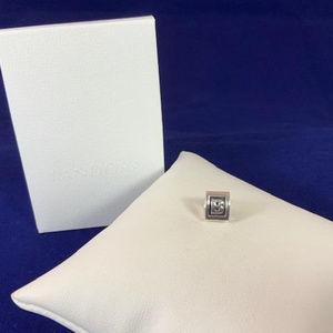 NWOT Pandora Sterling Silver Letter B Charm #79032